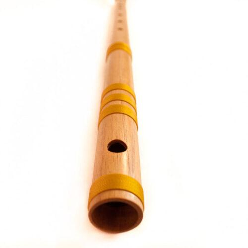 Flauta bansuri C madera