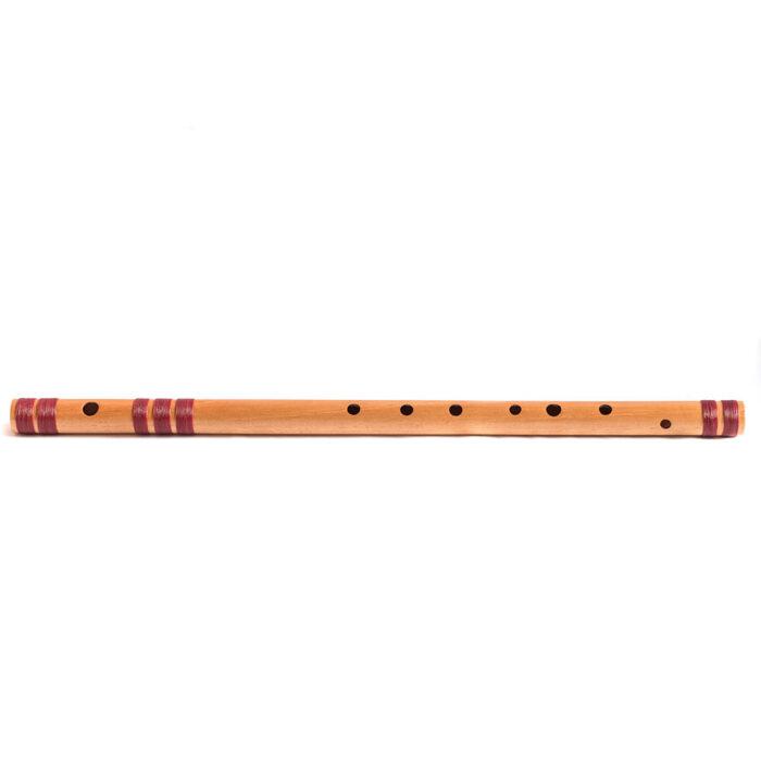 Flauta bansuri E madera