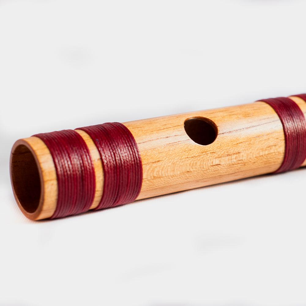 Flauta bansuri E madera 2