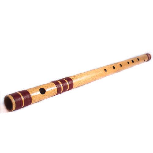 Flauta bansuri E madera 3