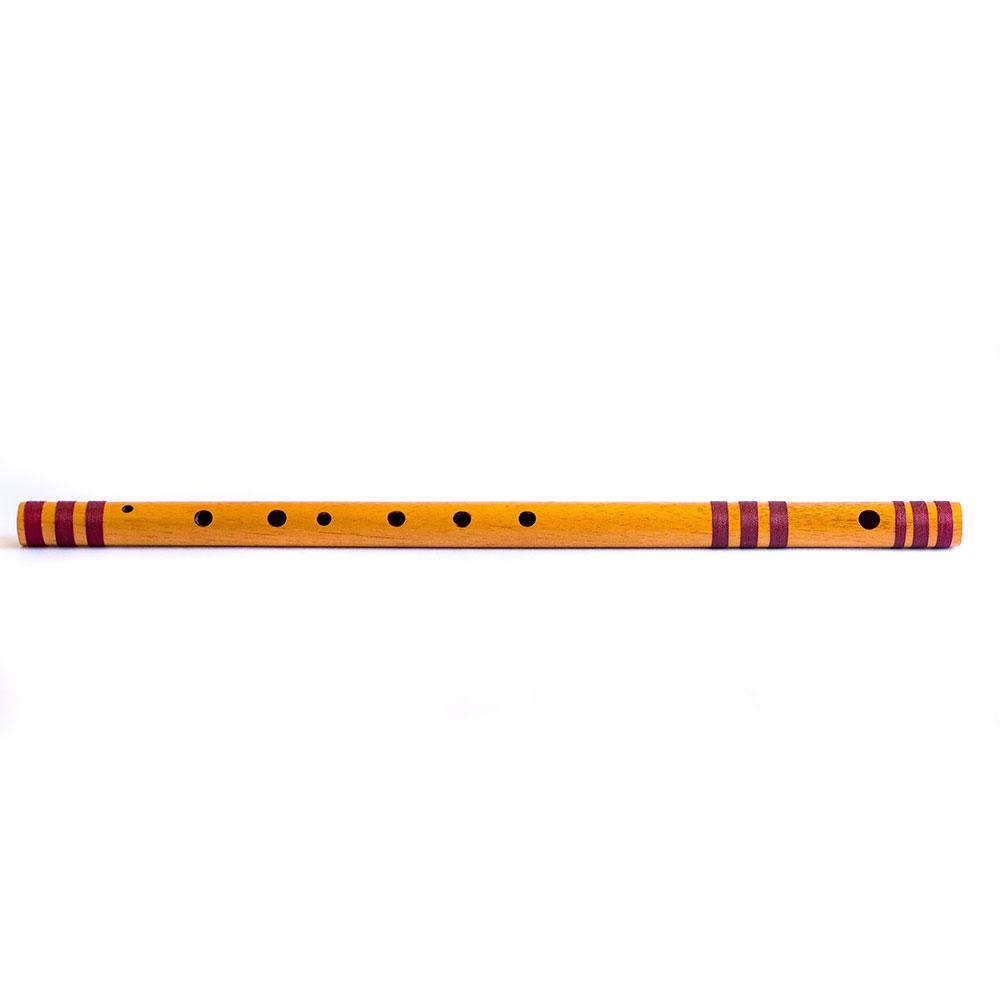 Flauta bansuri G madera