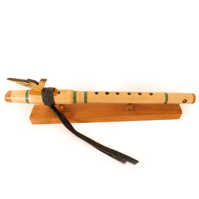Flauta nativa americana Colibri maple B