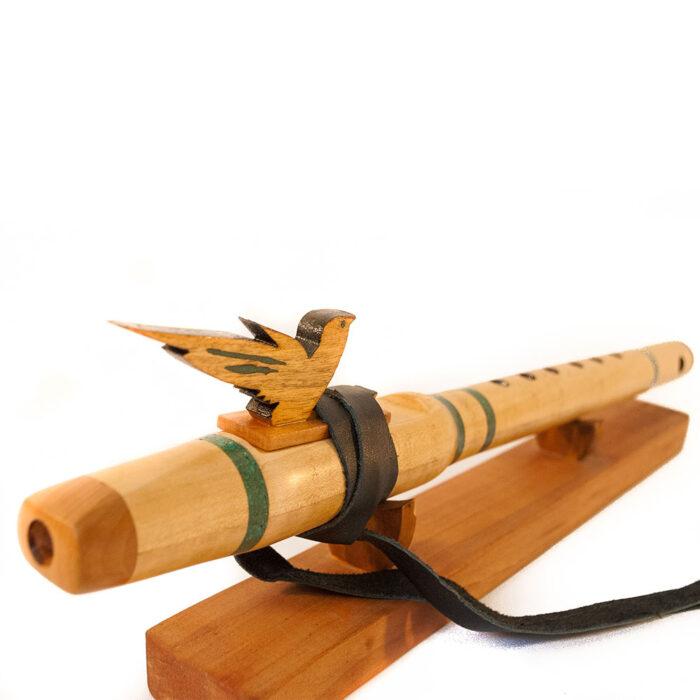 flauta de autor en tono