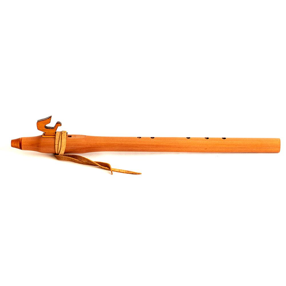 Flauta nativa americana aprendiz Rauli 1