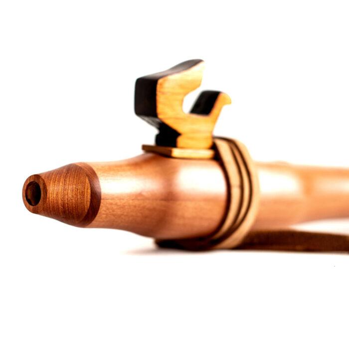 Flauta nativa americana aprendiz Rauli 2