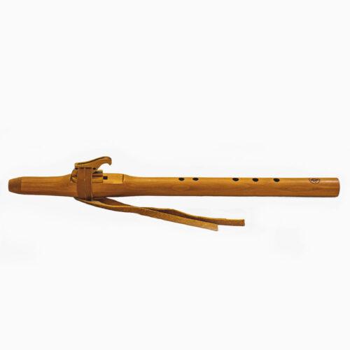 Flauta nativa americana aprendiz Rauli