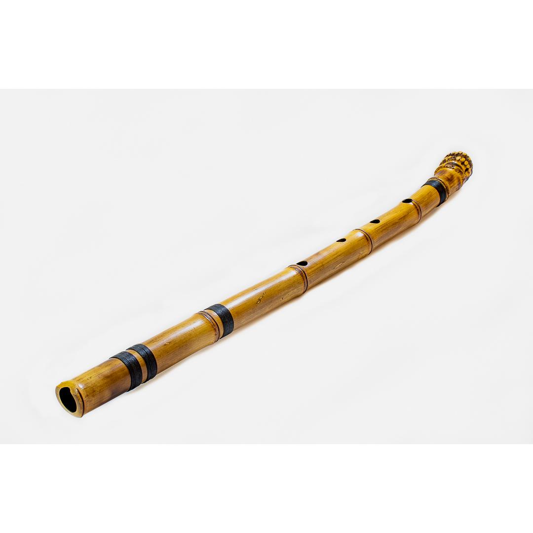 flauta Shakuhachi tonoC bambu