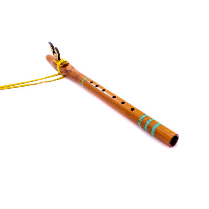 flauta nativa americana caoba f