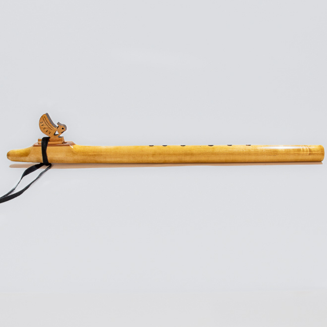 flauta nativa maple D