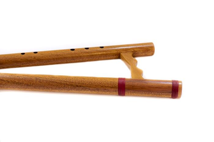 flauta nativa doble tonof